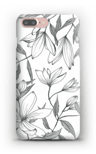 Clématite Coque  IPhone 7 Plus