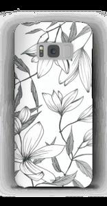 Clématite Coque  Galaxy S8