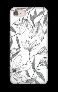 Clématite Coque  IPhone 8