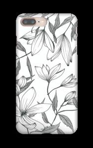 Clématite Coque  IPhone 8 Plus