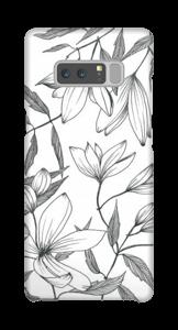 Clématite Coque  Galaxy Note8