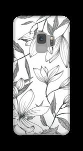 Clématite Coque  Galaxy S9