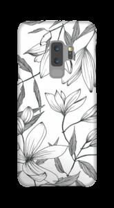 Clématite Coque  Galaxy S9 Plus