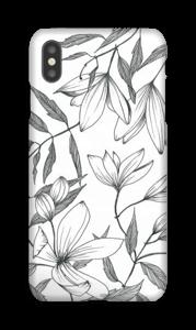 Clématite Coque  IPhone XS Max