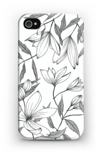 Clématite Coque  IPhone 4/4s