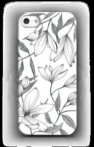 Clématite Coque  IPhone 5/5S