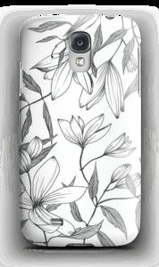 Clématite Coque  Galaxy S4