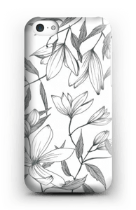 Clematite case IPhone 5c