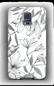 Clématite Coque  Galaxy S5