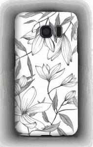 Clématite Coque  Galaxy S6