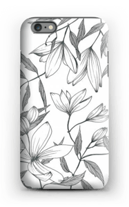 Klematis cover IPhone 6s Plus tough