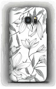 Clématite Coque  Galaxy S7