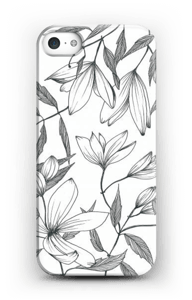 Clematite case IPhone SE