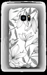 Clématite Coque  Galaxy S7 Edge