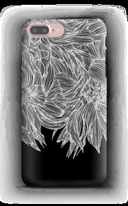 Dahlia noir Coque  IPhone 7 Plus