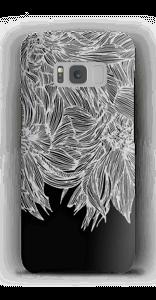 Dahlia noir Coque  Galaxy S8
