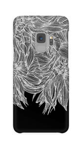 Dahlia noir Coque  Galaxy S9