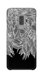 Dahlia noir Coque  Galaxy S9 Plus