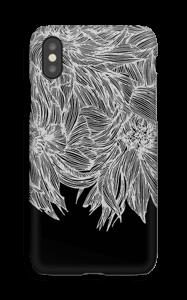 Dahlia noir Coque  IPhone XS