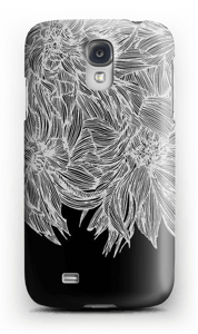 Dahlia noir Coque  Galaxy S4