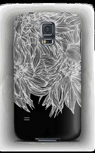 Dahlia noir Coque  Galaxy S5