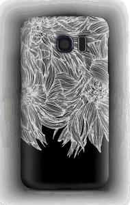Dahlia noir Coque  Galaxy S6