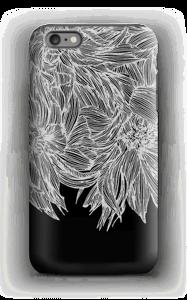 Dahlia noir Coque  IPhone 6s Plus tough