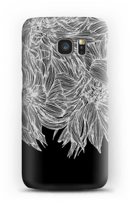 Blüten Handyhülle Galaxy S7