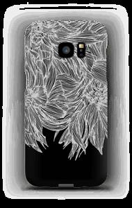 Dahlia noir Coque  Galaxy S7 Edge