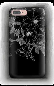 Tattoo floral Coque  IPhone 7 Plus