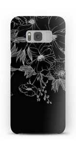 Tattoo floral Coque  Galaxy S8