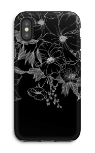 Blumenwiese Handyhülle IPhone X tough