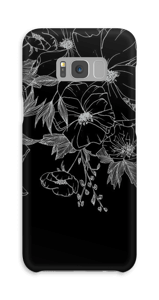 Blumenwiese Handyhülle Galaxy S8 Plus