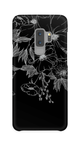Tattoo floral Coque  Galaxy S9 Plus