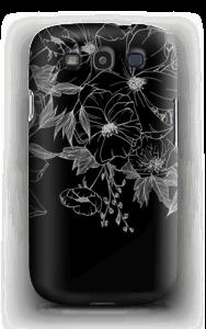 Tattoo floral Coque  Galaxy S3