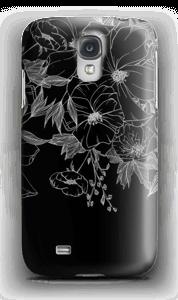 Tattoo floral Coque  Galaxy S4