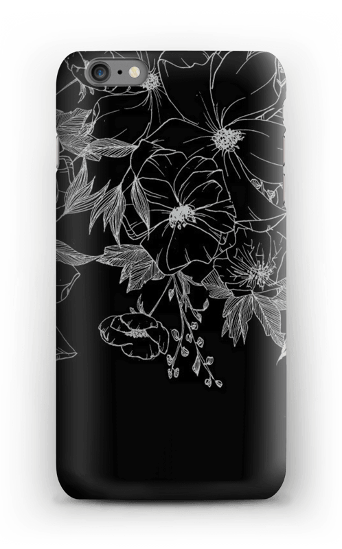 Floral Tattoo case IPhone 6s Plus