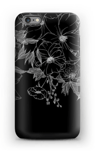 Tattoo floral Coque  IPhone 6s Plus tough