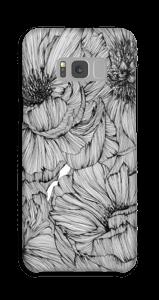 Pfingstrosen Handyhülle Galaxy S8 Plus