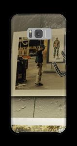 Falsk cactus cover Galaxy S8 Plus