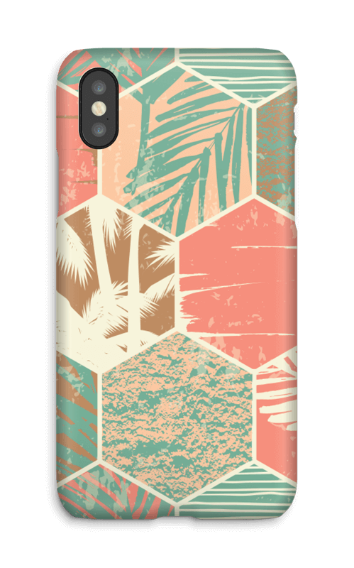 aLoHa! case IPhone X