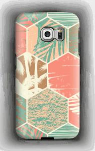 Aloha Hawaii kuoret Galaxy S6 Edge