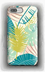Jungle pastelle Coque  IPhone 7 Plus tough