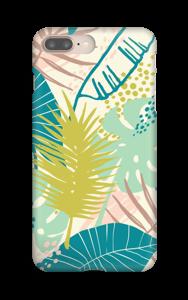 Jungle pastelle Coque  IPhone 8 Plus