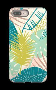 Jungle pastelle Coque  IPhone 8 Plus tough