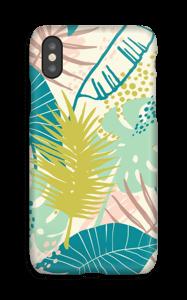 In The Jungle case IPhone X
