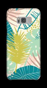 Jungle pastelle Coque  Galaxy S8 Plus