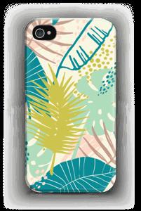 Jungle pastelle Coque  IPhone 4/4s