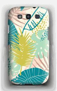 Jungle pastelle Coque  Galaxy S3