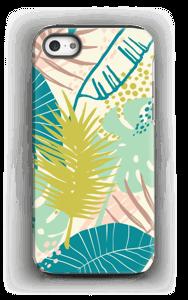 Jungle pastelle Coque  IPhone 5/5s tough